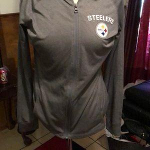 Ladies Pittsburgh Steelers Jacket